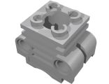 Technic Engine Cylinder, Light Bluish Gray (2850 / 4234251)