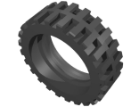 Tire 43.2 x 14 Offset Tread, Black (56898 / 4539268)
