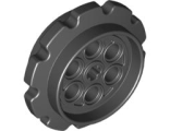 Technic Tread Sprocket Wheel Large, Black (57519 / 4582792)
