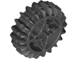 Technic, Gear 20 Tooth Double Bevel, Black (32269 / 4177430 / 6093977)