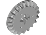 Technic, Gear 20 Tooth Bevel, Light Bluish Gray (32198 / 4211885 / 6031956)