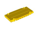 Technic, Panel Plate 5 x 11 x 1, Yellow (64782 / 4539112 / 6038636)