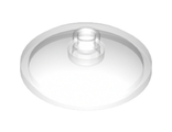 Dish 3 x 3 Inverted (Radar), Trans-Clear (43898 / 4186513 / 6244730)