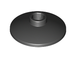 Dish 2 x 2 Inverted (Radar), Black (4740 / 474026)