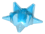 Hero Factory Weapon - Spiked Ball, Half, Trans-Dark Blue (98578 / 6027626)