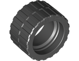 Tire 24 x 14 Shallow Tread, Band Around Center of Tread, Black (89201 / 4639695 / 6132299)
