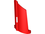 Technic, Panel Fairing #20 Large Long, Small Hole, Side A, Red (44350 / 4205036 / 4277095)