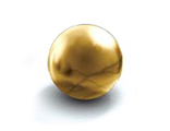 Bionicle Zamor Sphere Ball, Pearl Gold (54821 / 4594818)