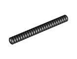 Hose, Ribbed 7mm D.  9L, Black (78c09 / 4114744 / 4275296)