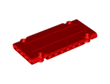 Technic, Panel Plate 5 x 11 x 1, Red (64782 / 4541294 / 6064661)