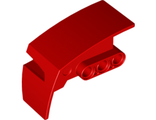 Technic, Panel Car Mudguard Right, Red (61070 / 6074880)