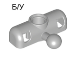 ! Б/У - Technic, Steering Arm Small, Light Gray (6571) - Б/У