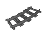 Train, Track Plastic RC Trains Curve, Dark Bluish Gray (53400 / 4279717)