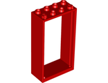 Door Frame 2 x 4 x 6, Red (60599 / 4528139)