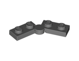 Hinge Plate 1 x 4 Swivel Top / Base Complete Assembly, Dark Bluish Gray (2429c01 / 4244569 / 4271344 / 6102774)