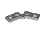 Hinge Plate 1 x 4 Swivel Top / Base Complete Assembly, Light Bluish Gray (2429c01 / 4219256 / 6102769)