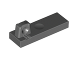 Hinge Tile 1 x 3 Locking with 1 Finger on Top, Dark Bluish Gray (44300 / 4210882)