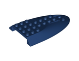 Aircraft Fuselage Curved Aft Section 6 x 10 Top, Dark Blue (87615 / 6023972)