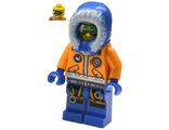 Arctic Explorer, Male with Green Goggles, n/a (cty0493)