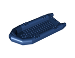Boat, Rubber Raft, Large, Dark Blue (62812 / 6097385)