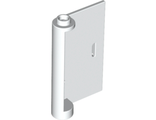 Door 1 x 3 x 4 Right - Open Between Top and Bottom Hinge, White (58380 / 4506667)