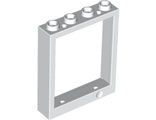 Door Frame 1 x 4 x 4 (Lift), White (6154 / 4599974)