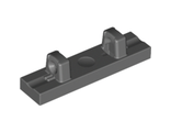 Hinge Tile 1 x 4 Locking Dual 1 Fingers on Top, Dark Bluish Gray (44822 / 4193107 / 4622569)