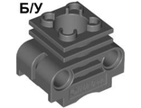 ! Б/У - Technic Engine Cylinder, Dark Bluish Gray (2850 / 32061199 / 4260031) - Б/У