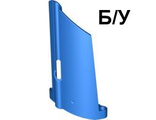 ! Б/У - Technic, Panel Fairing #20 Large Long, Small Hole, Side A, Blue (44350 / 4183079) - Б/У