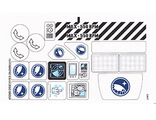 Sticker for Set 60036 - Transparent Background Version - 15111/6045703, n/a (60036stk01a)
