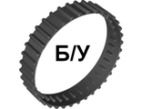 ! Б/У - Tread Large, Non-Technic (36 tread 'links'), Black (x1681 / 4292139 / 4502834 / 6044688 / 6070518 / 6089573) - Б/У