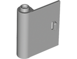 Door 1 x 3 x 3 Left - Open Between Top and Bottom Hinge (New Type), Light Bluish Gray (60658 / 6079071)