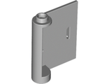 Door 1 x 3 x 3 Right - Open Between Top and Bottom Hinge (New Type), Light Bluish Gray (60657 / 6079070)