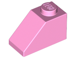 Slope 45 2 x 1, Bright Pink (3040 / 4517995)