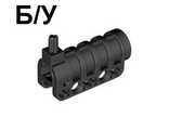! Б/У - Technic Competition Cannon, Round Bottom, Black (32074c01 / 4118815 / 4118816) - Б/У