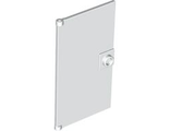 Door 1 x 4 x 6 with Stud Handle, White (60616 / 4611164 / 6248916)