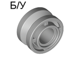 ! Б/У - Wheel 11mm D. x 8mm with Center Groove, Light Bluish Gray (42610 / 4211758) - Б/У