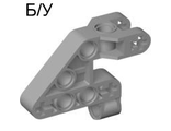 ! Б/У - Bionicle Rahkshi Torso Lower Section, Light Bluish Gray (44135 / 4192686) - Б/У
