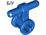 ! Б/У - Pneumatic Hose Connector with Axle Connector, Blue (99021 / 4648927) - Б/У